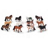 Conjunto de cavalos - 10592