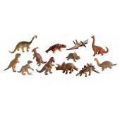 Conjunto de dinossauros - 25610