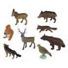 Animais do bosque 25126