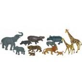 Animais selvagens e crias - 25137