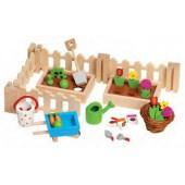 Acessórios de jardim para casinha de bonecas - 51729