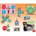 A minha primeira aula de segurança rodoviaria 20575