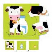 Puzzle do leite - 53028