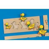 Puzzle encaixes pato - 2202951