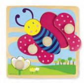 Encaixe a borboleta - 53065