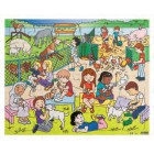Puzzle animais do zoo 2203557