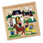 Puzzle o castelo - 2202793