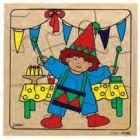 Puzzle crianças divertem-se aniversário - 2203429