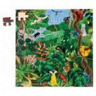 Puzzle floresta2203501