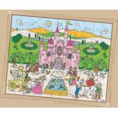 Puzzle princesas - 2203181