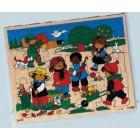 Puzzle estações 37.5x30 outono - 2203006