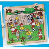 Puzzle desportos futebol - 2203487