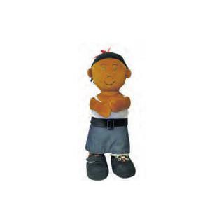 Boneca actividades africana - 96304