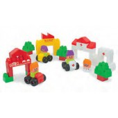 Blocos construção cidade - 32342