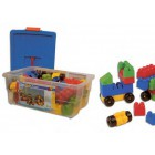 Caixa plastica com 100 peças 32338