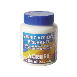 Verniz acrilico brilhante 250ml