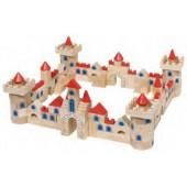 Blocos de construções o castelo - 58984