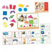 Jogo formas e figuras - 51353