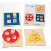Jogo das formas geometricas 103375