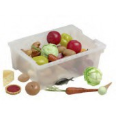 Vegetais e fruta 40 unid. - 3092130