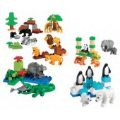 Lego animais selvagens 45012