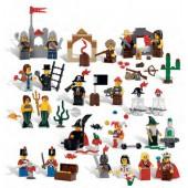 Conjunto personagens de conto de fadas- 9349