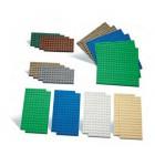 Bases grandes lego - conj. 4 -9286