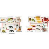 loto de palavras comida - 20525