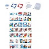 Visual display -organização da aula - 31935