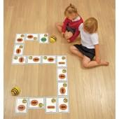 Cartas de sequência bee-bot - itscard