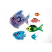 Peixes brilhantes - sd08045