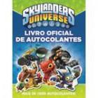 Skylanders - livro de autocolantes