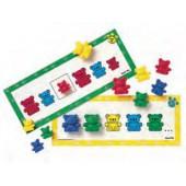 Cartões ursos de triagem - ler 0753