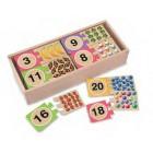 Puzzle de numeros 123 - 12542