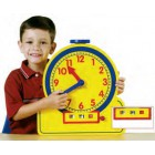Relógio de aprendizagem, 12 horas- ler 2996