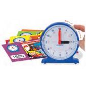 Mala relógio atividades 95282