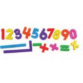 Balde de 162 números magnéticos 97915