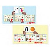 Bingo descobrir os números até 10 - 20524