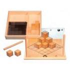 Jogo cubos em 3d 3003150