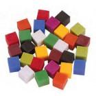 Balde com 1000 cubos de 1cm - 13510j