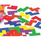 Conjunto de pentaminos 60 peças - 23220