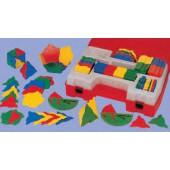 Caixa escolar de geometria - 10-3020