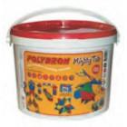 Balde gigante de 227 peças polydron - 20-5005r