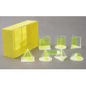 Mini-conjunto de 7 peças geométricas 941/sa