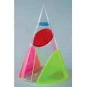 Cone colorido (300 mm) com secções destacáveis 239/ze
