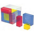 Cubo (100mm) demonstrativo da formula ( a+b)37