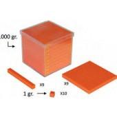 Decimetro cúbico decomponível 95223