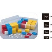 Pesos de plástico - 95032