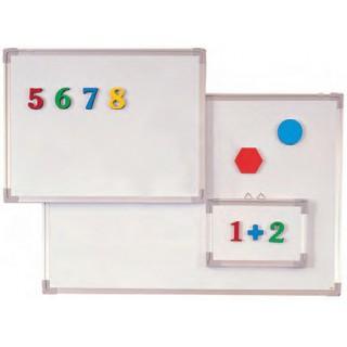Quadro magnetico branco 30x45cm - 90520