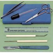 Estojo de dissecação 621096
